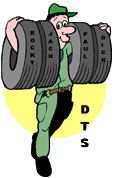 DeRonde Tire Supply company logo